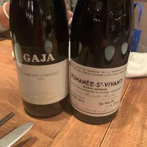 スペシャルなワインたち