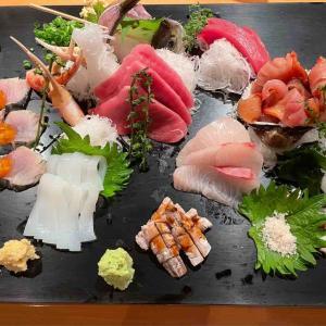 赤坂でお寿司