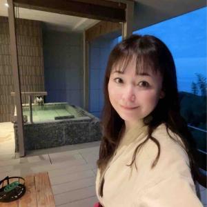 お部屋付きの露天風呂