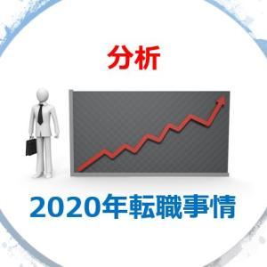 2020年の転職事情を分析