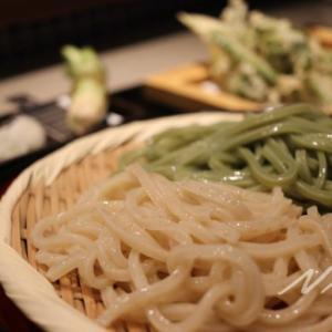 鎌倉うどんダイニング波音(はのん)に行ってきた!全粒粉入りうどんと自然薯の高級鎌倉ランチ!