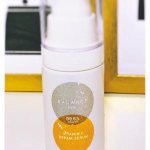 ニキビ/吹き出物/美肌効果があるビタミンCの人気製品の使用感:Balance me バランスミー