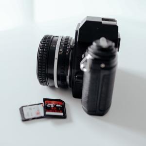 ミラーレス、コンデジ、ビデオカメラ、ドラレコ用SDカードはSanDisk製で決まり