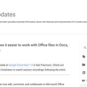 【Gsuite】Google Drive上のOfficeファイルを変換せずに編集できるようになりました!