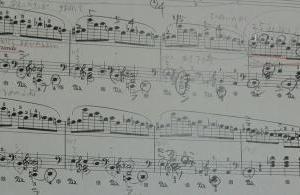 練習状況(ショパン バラード1番)その5