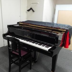 グランドピアノ練習(シゲル・カワイ)