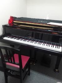 グランドピアノ練習(まろやかな音色)