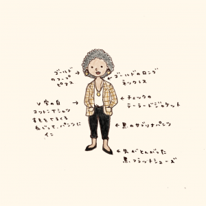 今日のパリジェンヌ (n° 2)