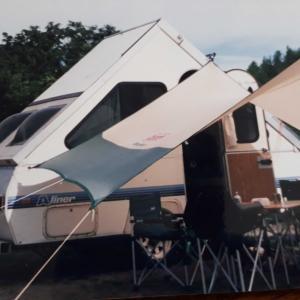懐かしい我が家のキャンプ全盛期😁