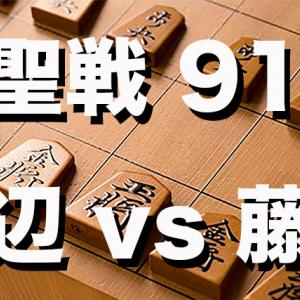 将棋は楽しい!彼女と黙って1時間以上いられるよ。第91期 棋聖戦 渡辺明 vs 藤井聡太 第1から第4局
