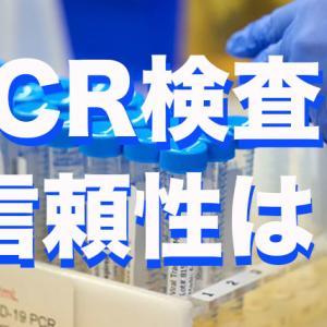 PCR検査は全く意味のないものであるという意見多し