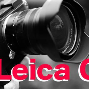 Leica CLを口腔内撮影に使う理由と Leica SLとの違い