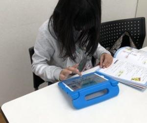 小学生のプログラミング学習、楽しいです。