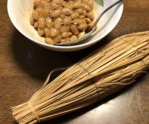 健康志向の食生活1【カボチャと納豆】