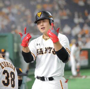 岡本 キング23号!リーグトップの69打点 原巨人止まらん5連勝でM26
