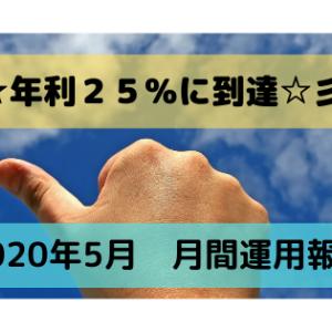 【月間運用報告】 相関トラリピαが年利25%に到達しました!!