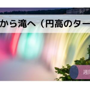 相関トラリピαの週間報告(~6/13)火柱から滝へ、待っていた円高のターン