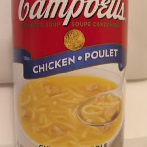 食レポ!スープ缶【Campbell's CONDENSED CHICKEN SOUP】