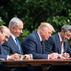 半島正常化よりもイスラエル正常化を優先したアメリカ