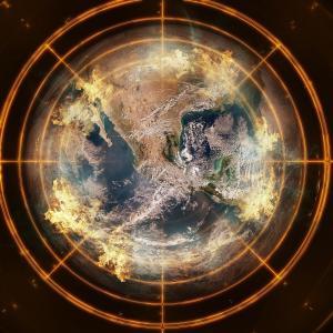 記録的な熱波と山火事は地震の前兆か?