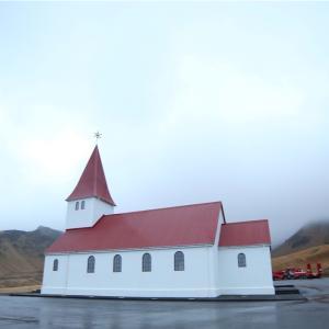 アイスランドでのドライブにもおすすめ!可愛い教会