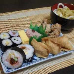 助六寿司セット