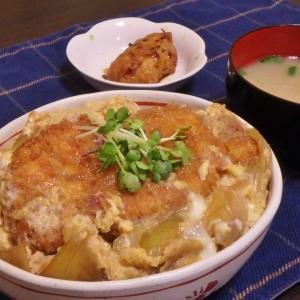 高尾山(#680)とカツ丼・豚カツ