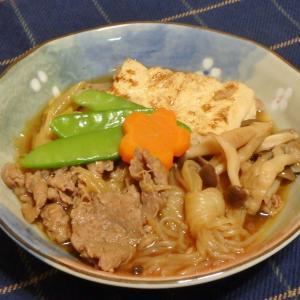 高尾山(#684)と肉豆腐と焼きビーフン