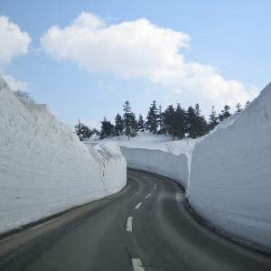 八甲田 雪の回廊