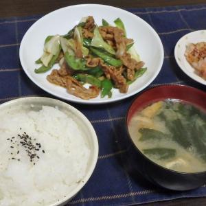 高尾山(#732)と回鍋肉と大根もち