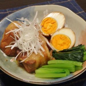 豚の角煮と高尾山(#930)