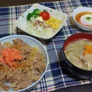牛丼と豚汁と高尾山(#957)