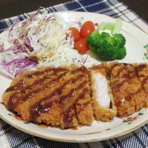豚カツ・豚汁と高尾山(#990)