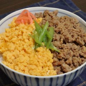 そぼろ丼と高尾山(#1006)