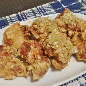 油淋鶏と高尾山(#1014)