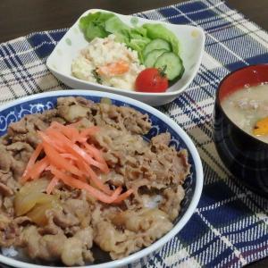 牛丼と温泉卵と高尾山(#1018)