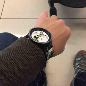 swatch x BAPE / ファーブル・ルーバの腕時計が魔進戦隊キラメイジャーに