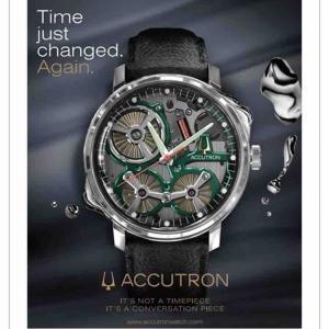 【いま熱い】ブローバの時計@米国アマゾン/ 世界初、静電気で駆動する「静電気誘導時計」を開発(シチズン)