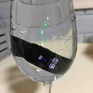 xiaomi miband5の防水性能……ホンマや!