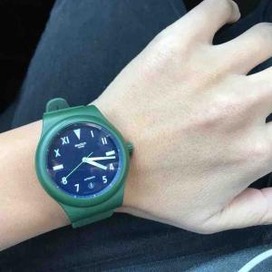 今日はswatch x HODINKEE