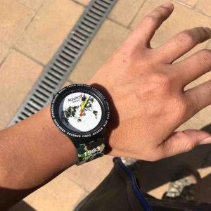 今日はswatch x BAPE / 「ふるさと納税の「腕時計」のコスパ還元率ランキング」……ちょっと待ったー!