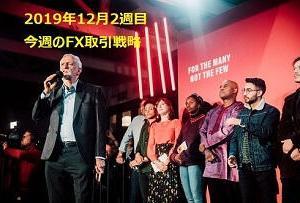 海外FX取引戦略【2019年12月2週目】
