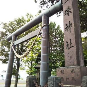 丘珠神社(札幌市東区丘珠町183番地4)