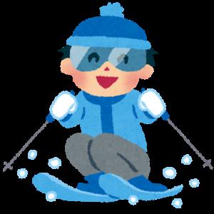 スキー場に行ってきた!ショートスキーは楽しい