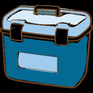 夏のお出かけに便利な小型クーラーボックス