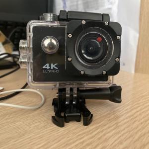 4K スポーツウルトラHDDVカメラを買ってみて