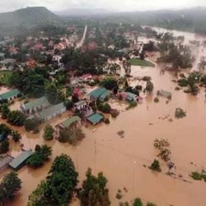 報道されないニュース 『ベトナム中部台風被害』