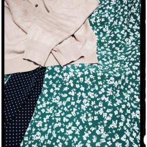 今日の服~春に履きたいスカートコーデ~