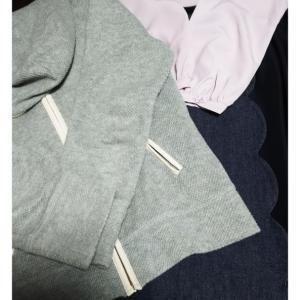 今日の服~2色買いのスカラップスカート~