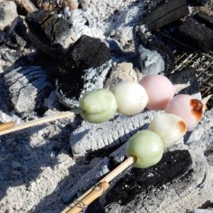 サトウの切り餅でもOK!どんど焼きでのお餅の焼き方やおすすめ具材
